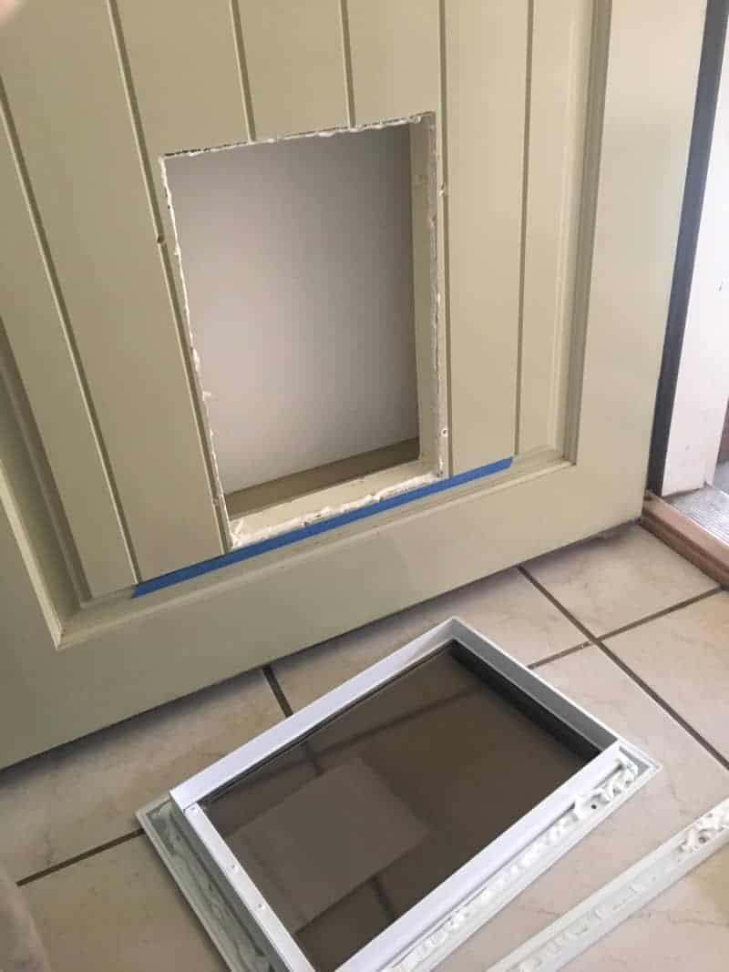 Pet Door Installation Services 3