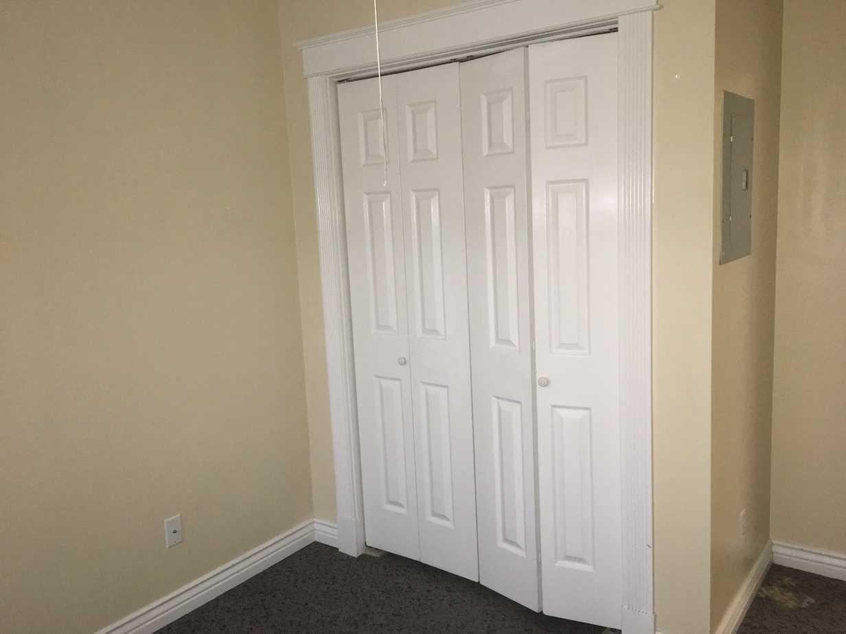 repaired bi-fold doors