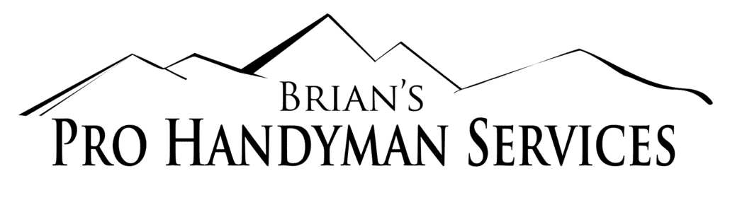 Brians Pro Handyman Services Logo